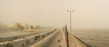 وزش باد شدید در شرق کشور ، کاهش دمای سواحل دریای خزر از روز شنبه